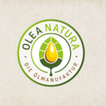 Logo für die Ölmanufaktur OLEA NATURA